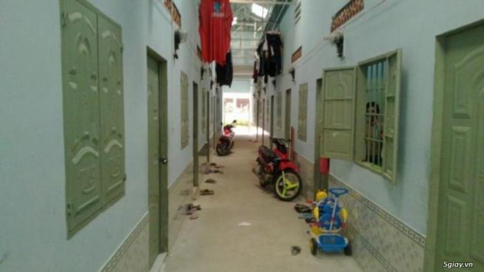 Sang lại dãy phòng trọ 400m2 – đường Phan Văn Hớn gần , Gần chợ
