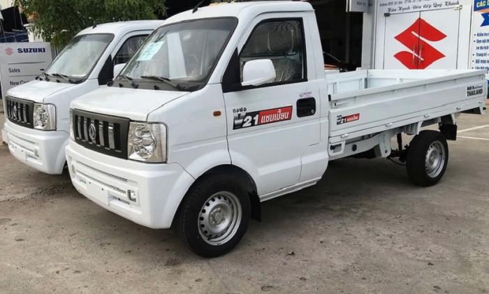 xe tải Thái Lan 750 kg DFSK V21 thùng lửng