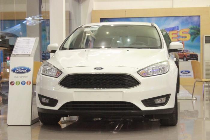 Xe Ford Focus ưu đãi hấp dẫn dành riêng cho Bạn