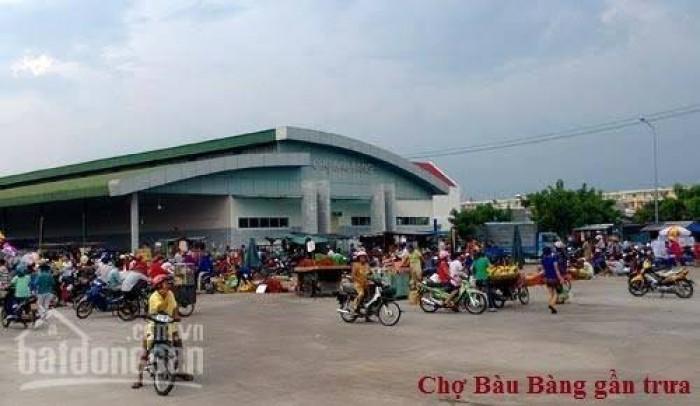 Bán đất nền trung tâm huyện Bàu Bàng