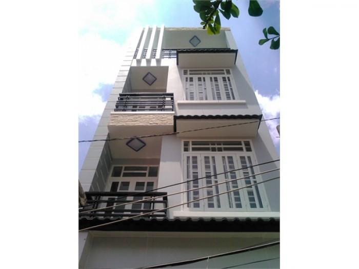 Bán nhà đường Trần Qúy Khoách, phường Tân Định, Quận 1. DT: 44M2,