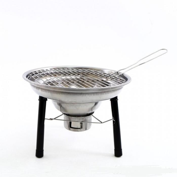 Bếp nướng inox 3 chân để bàn Phù Đổng PD17 K1145