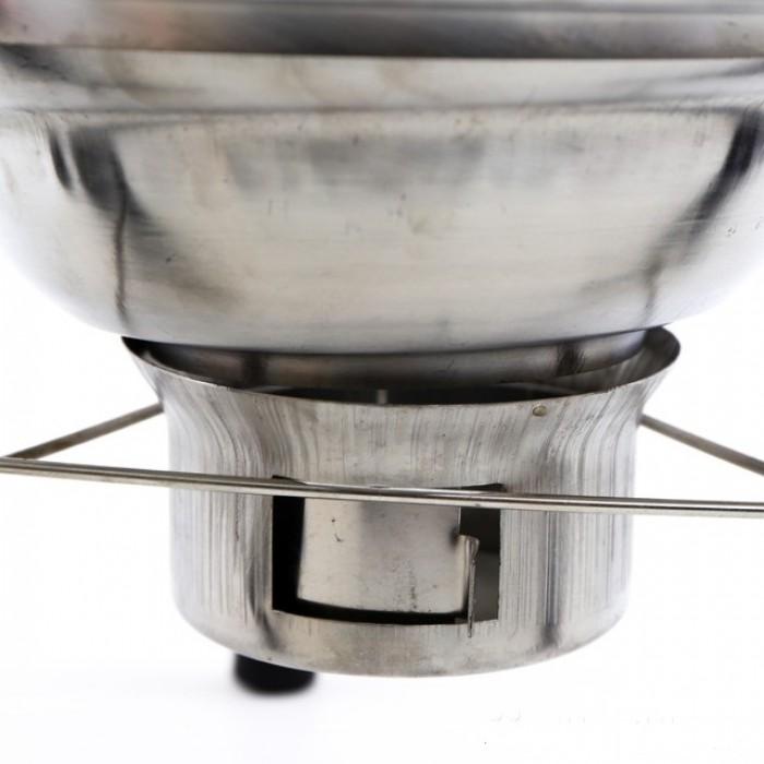 Bếp nướng inox 3 chân để bàn Phù Đổng PD17 K1140