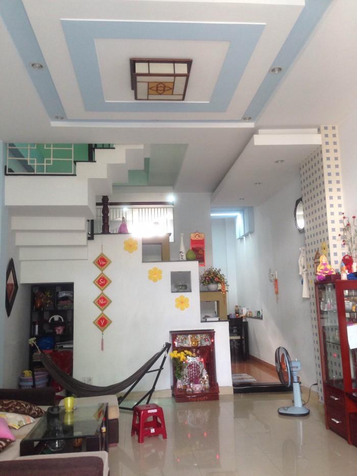 Bán nhà HXH đường Hoàng Hoa Thám, Phường 6, Phú Nhuận, 60m2, 7.6 tỷ.