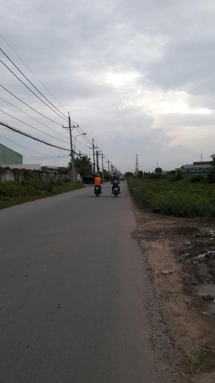 Bán Đất Mt Võ Văn Bích Củ Chi, Dt 4600M2, Đất Làm Xưởng Tốt