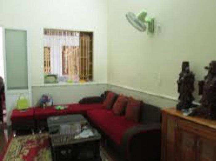 Bán gấp nhà 2 mặt hẻm đường Bến Phú Lâm, phường 9, quận 6.