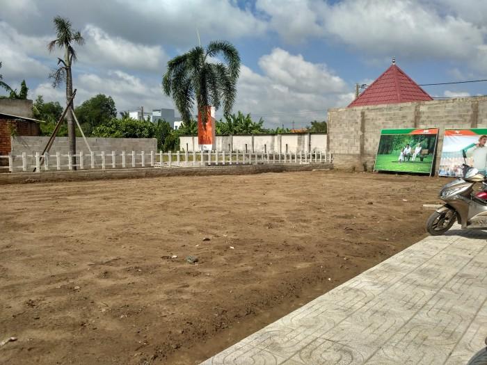 Cần bán đất Bình Chánh Ngay KCN Thuận Đạo thích hợp để xây trọ