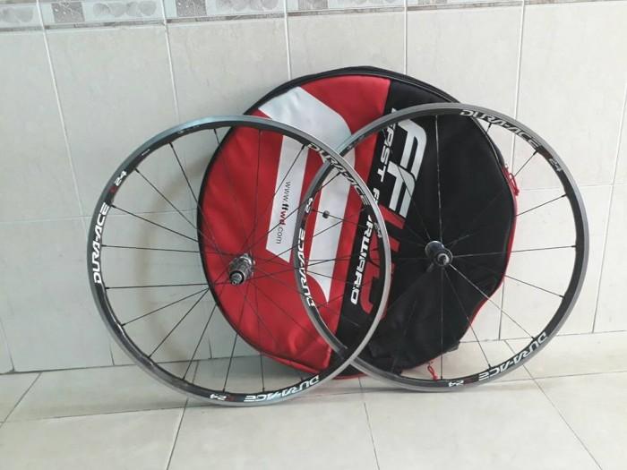 Wheelset DURA_ACE 7900 C24 .chính hãng