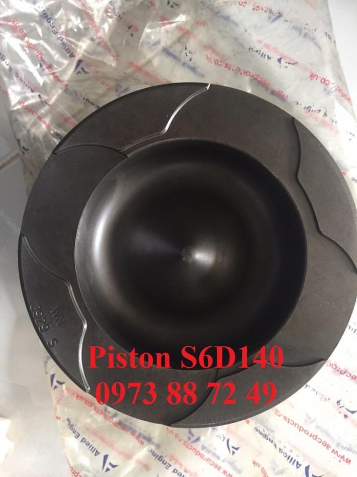 Bộ hơi S6D140, SAA6D140.
