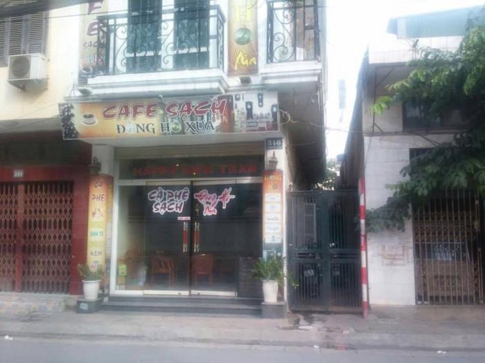 Bán Nhà KD KHỦNG, Vỉa hè, Kim Đồng,  Hoàng Mai, 61m, MT6.5m