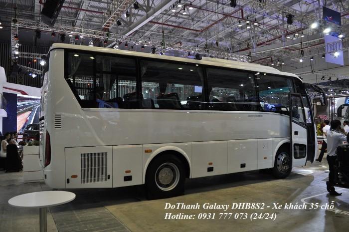 Xe Khách 30 chỗ - Đô Thành Galaxy DHB8S2 - Hỗ trợ mua xe trả góp lãi suất thấp