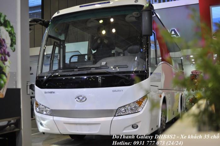 Xe Khách 30 chỗ - Đô Thành Galaxy DHB8S2