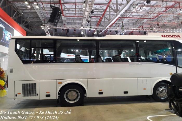 Thông số kỹ thuật xe khách Đô Thành Galaxy DHB8S2