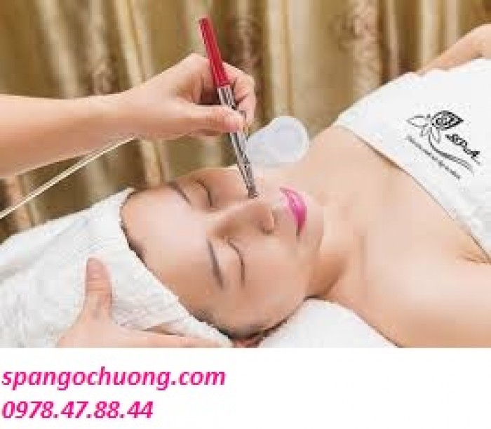 Điều trị nám, đốm nâu, tàn nhang sắc tố da không đều màu bằng phương pháp lăn kim kết hợp vói Cao Vua Hồng Sâm13