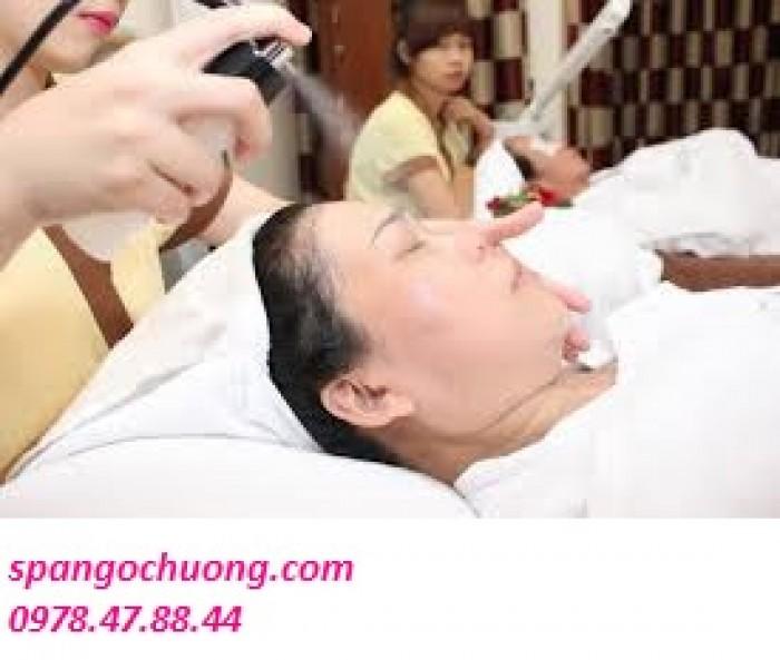 Điều trị nám, đốm nâu, tàn nhang sắc tố da không đều màu bằng phương pháp lăn kim kết hợp vói Cao Vua Hồng Sâm14