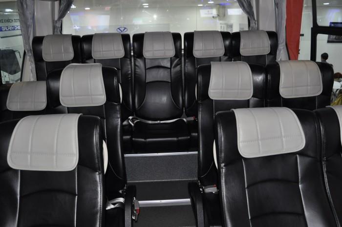Xe khách Đô Thành Galaxy DHB8S2 - Xe khách 30 chỗ - giao xe nhanh nhất.