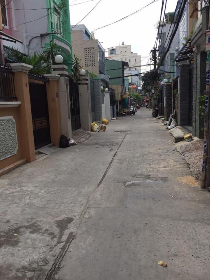 Bán nhà HXH(7m) Phan Sào Nam, P.11, TB: 48m2, 1 Trệt 3 Lầu mới