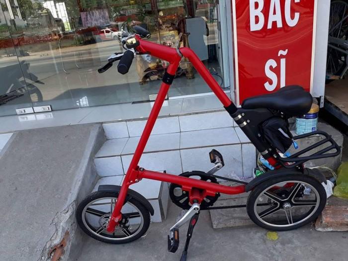 Xe đạp xếp độc đáo