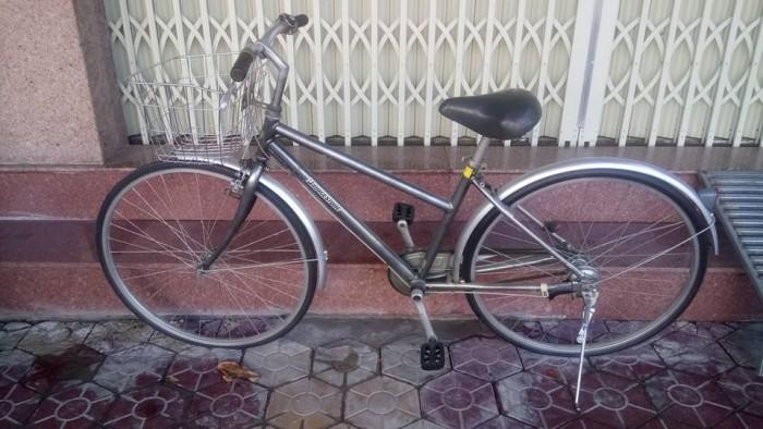 Xe đạp cào cào bãi Nhật Brigestone,khung nhôm