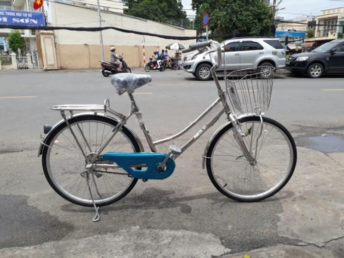 Xe đạp mini inox (Mới)