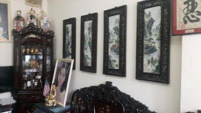 Bán nhà mặt phố Hàng Bạc quận Hoàn Kiếm kinh doanh sầm uất 58mx5Tầng