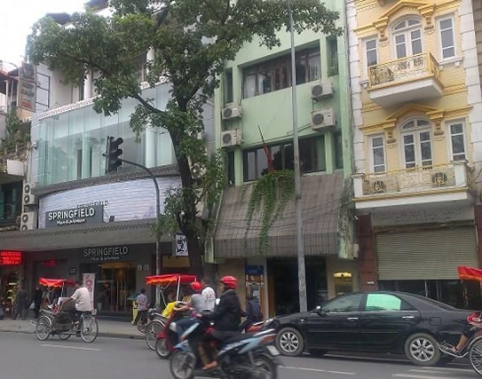 Bán nhà Nguyễn Hữu Huân quận Hoàn Kiếm 71mx5Tầng