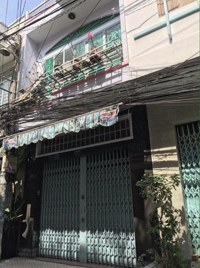 Bán nhà 2.78 tỷ, 4x10m hẻm 6m Trần Văn Ơn, P.Tân Quý, Q.Tân Phú