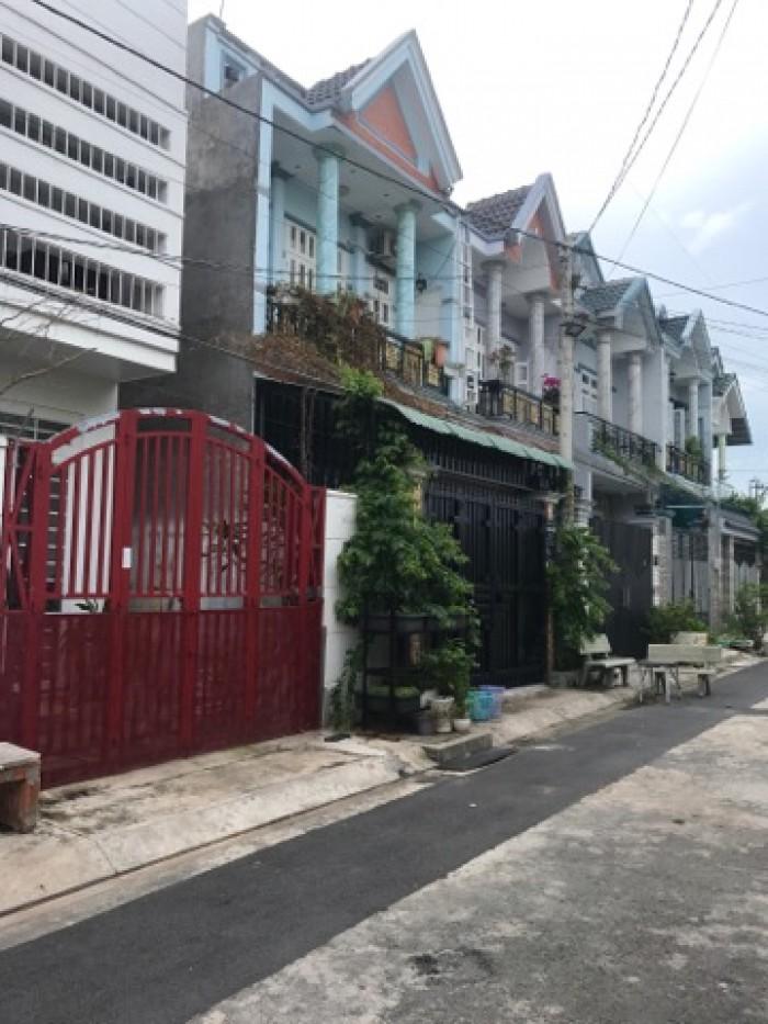 Nhà bán chính chủ 1 trệt 1 lầu MT đường Võ Thị Hồi,DT: (5x19)m2