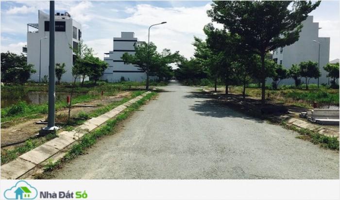 Bán đất nền KDC An Phú Đông RESIDENTIAL đường Vườn Lài chỉ 600tr/nền sổ riêng.