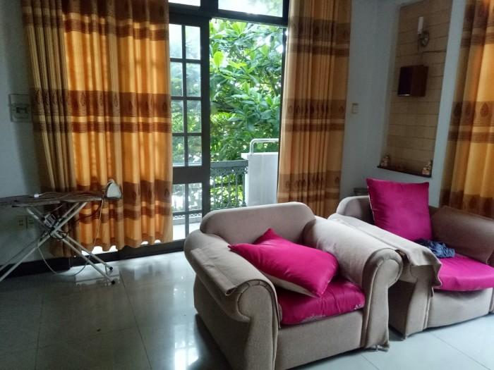 Bán nhà riêng KDC  Phú Lợi, Q.8, diện tích 188m2, nhà 1 triệt 3 lầu, có sổ hồng riêng