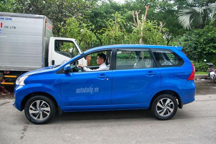 Nhận Đặt Mua Toyota Avanza 2017 2018 Nhập Khẩu Indoneshia, Mua Trả Góp Vay 100% Xe Đến 8 Năm