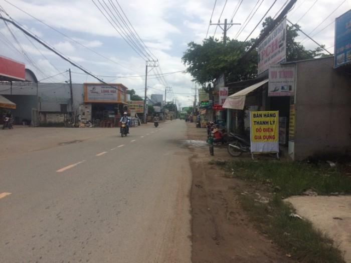 Đất thổ cư mặt tiền đường Vĩnh Lộc, SHR, 5x16  ngay UBND Vĩnh Lộc B