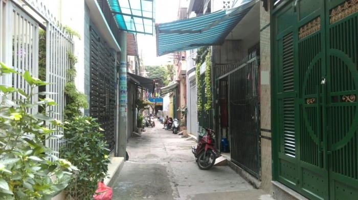 Bán nhà đẹp hẻm Vườn Lài, P.Phú Thọ Hoà: 4x10m, 1 trệt, 1 lầu