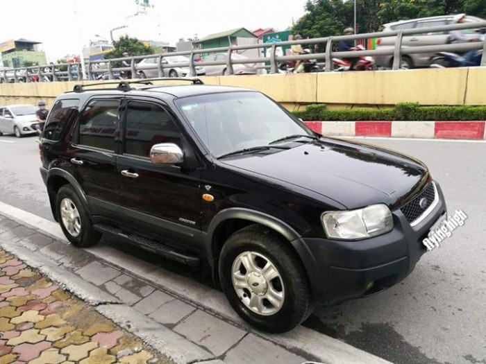 Cần bán Ford Escape XLT 3.0 V6 - 2003 4