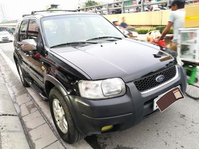 Cần bán Ford Escape XLT 3.0 V6 - 2003 7