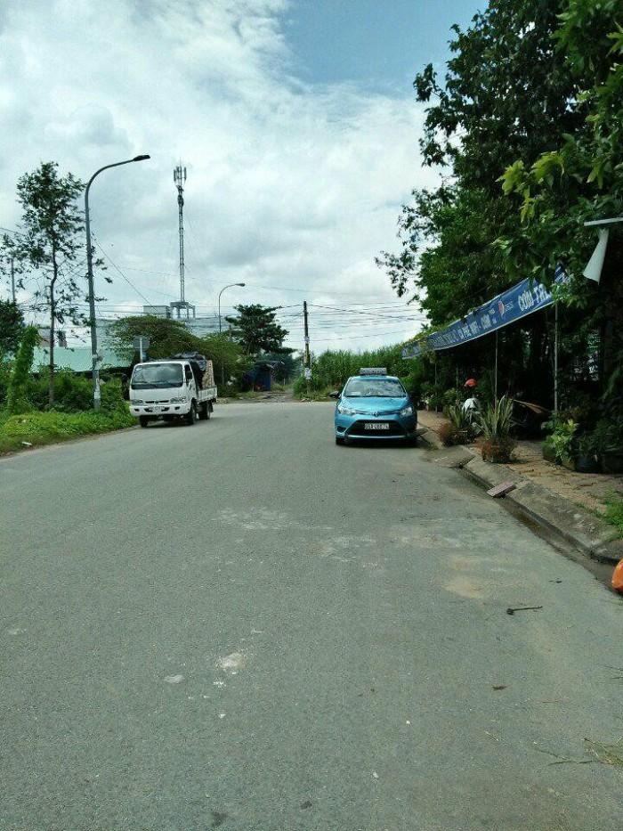 Bán nền đối diện bệnh viện Nhi Đồng Cần Thơ đường Nguyễn Văn Cừ nối dài