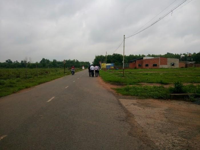 Bán đất tại Long Phước, Long Thành, DT 100m, 120m,150m. thổ cư 100.