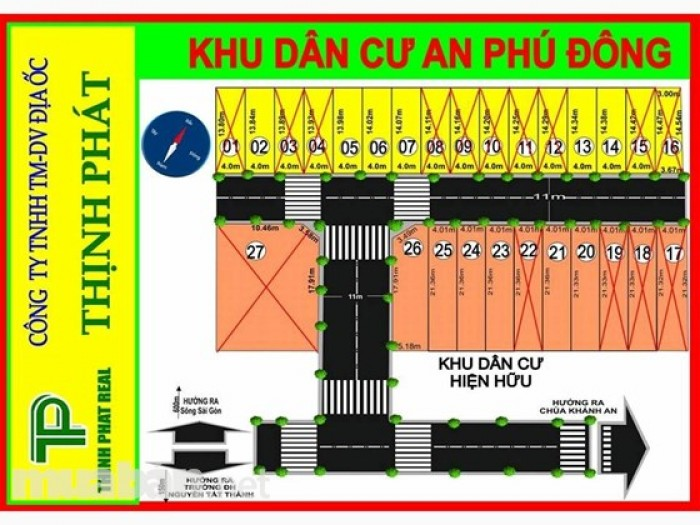 Bán đất nền ngay đường Vườn Lài chỉ 560TR/Nền sổ riêng Quận 12.