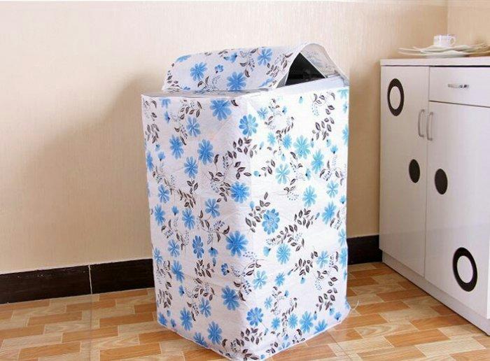 Áo trùm máy giặt cửa trên