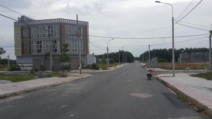 Bán đất sổ hồng thổ cư, gần Cty ChangSin Đồng Khởi Biên Hòa, ngân hàng hỗ trợ