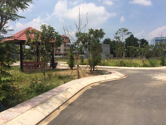 Bán gấp lô đất ở ngã ba Long Thuận giá rẻ