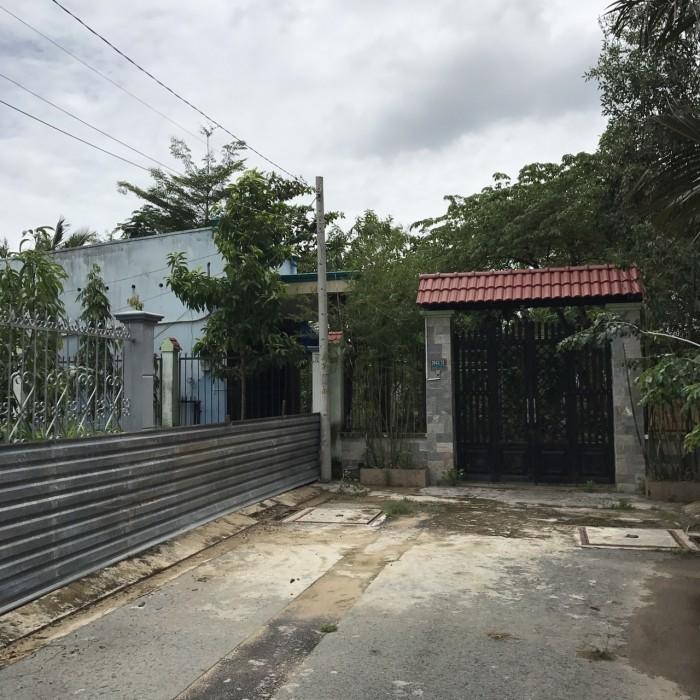 Bán Nhà Vườn 530 m2 Và Sân Vườn Đẹ, Shr, Nhơn Đức, Nhà Bè.