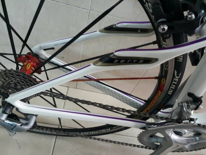 Roadbike cacbon SPECIALIZED ruby 2016. Like new 3