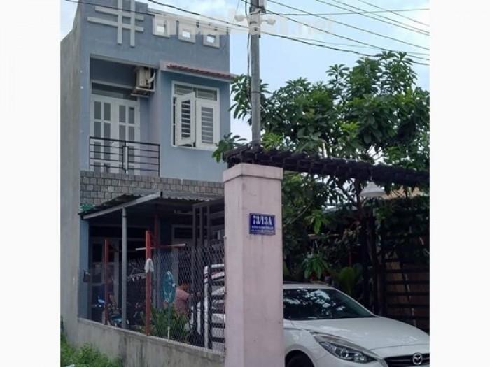 Bán nhà lầu Phú Lợi cách Huỳnh Văn Luỹ 100m