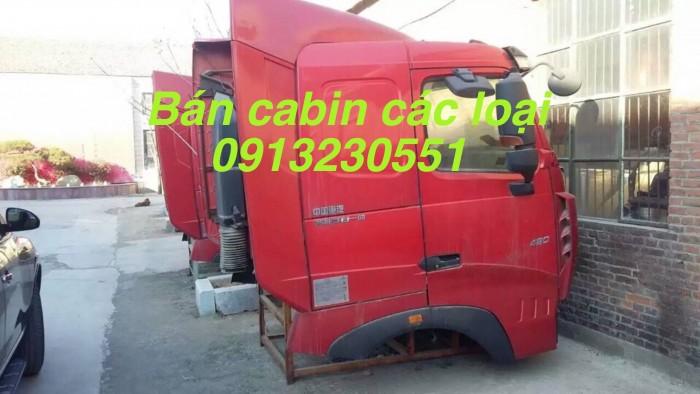 Cabin howo t5g a7 dongfeng Cửu Long c&c ben tải cẩu Trường Hải thaco Việt Trung Trường Gian xe ben chuyên dùng