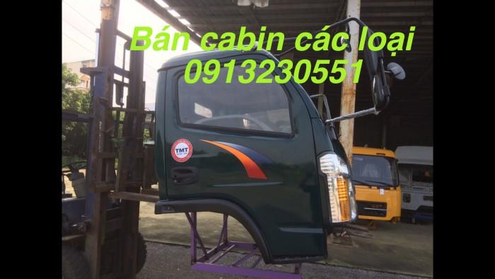 Cabin xe tmt cuu long dongfeng 42-420, chenglong man jac howo
