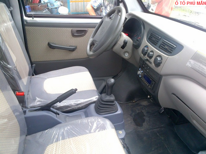 Giá bán dòng xe Dongben mới nhất - xe tải 870kg