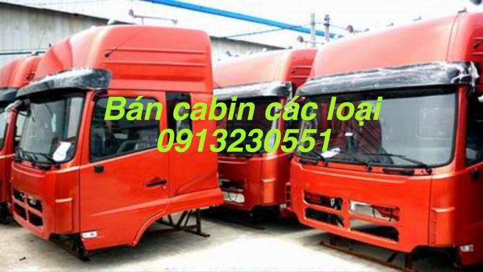Cabin xe dongfeng c260 c290, howo tế nam, jac an huy, cuu long tmt new, faw, c&c, thaco truong hai, truong giang 7-25 tấn.