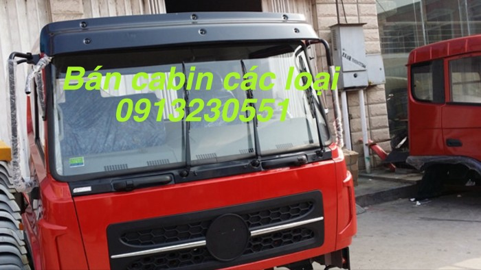 Cabin dongfeng tmt, ollin thaco forland fc950 howo 371 chenglong m53 balong new camc