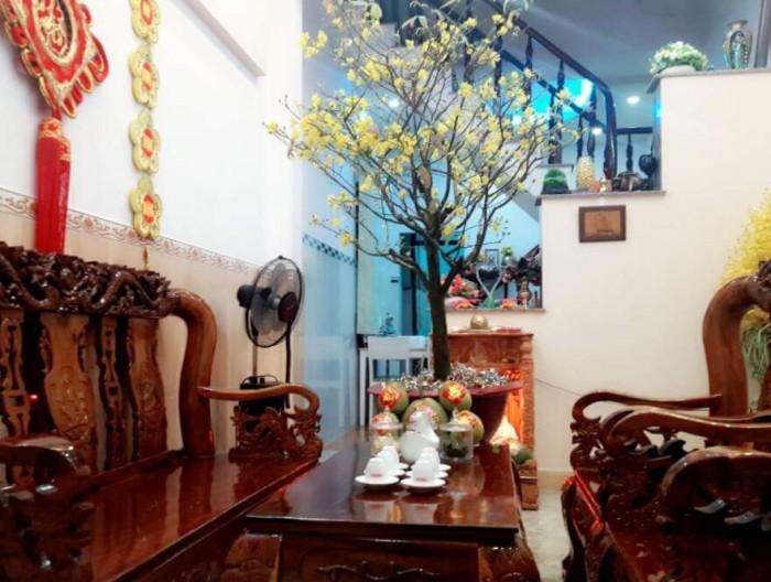 Bán nhà riêng 1 trệt 1 lầu p Bình Hoà tx Thuận An